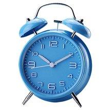 George Jimmy Cute Student Alarm Clock Stylish Silent Bedside Alarm Clock #30 - $42.35