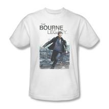 Bourne Legacy T-shirt Jason Bourne cotton white graphic movie white tee UNI709 image 2