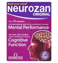 Vitabiotics Neurozan - 30 Tablets - 6 Pack - $199.11