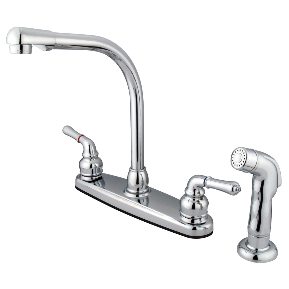Primary image for Magellan Centerset Kitchen Faucet,Matching Side Sprayer, Chrome
