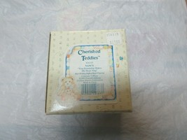 Cherished Teddies , Enesco , NANCY , # 916315 , NIB , Vintage , Collectible - $12.00