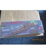 Lindberg U.S.S. Manchester Light Cruiser 1/600 scale - $14.99