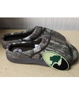 NEW MENS SIZE MEDIUM 9-10 REAL TREE CAMO COLORED SLIP ON HOUSE CLOG SLIP... - $12.59