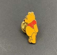 Winnie The Pooh Enamel Pin Small Size Tack Style Pinback Disney Bear - $7.88