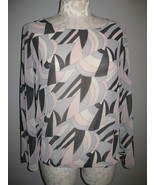 New York And Company Totally Sheer Tunic Size XL - $16.00