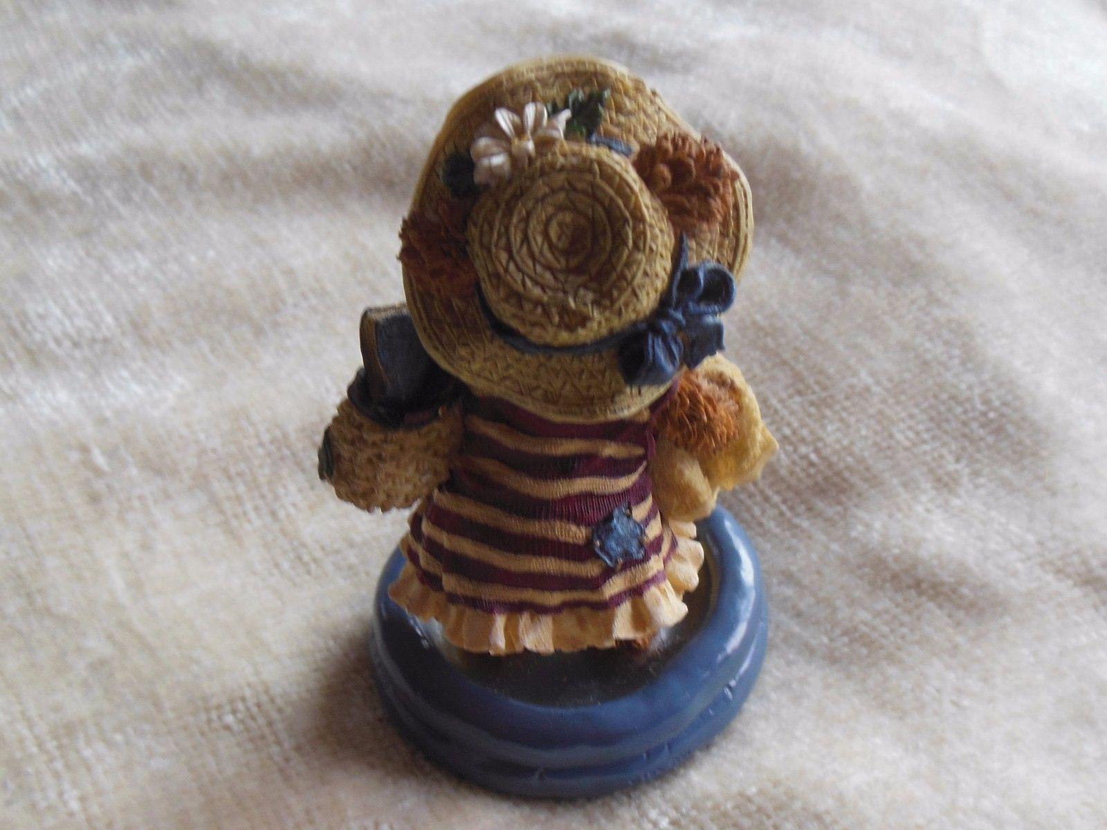Boyd's Bears Esther Hippydipper...Summer Olympics- Bearstone #227786