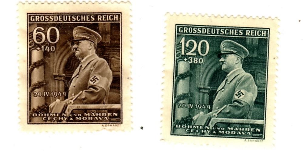 Stamps - Germany- European Postage -Germany (25 vintage stamps) image 5