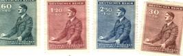Stamps - Germany- European Postage -Germany (25 vintage stamps) image 7