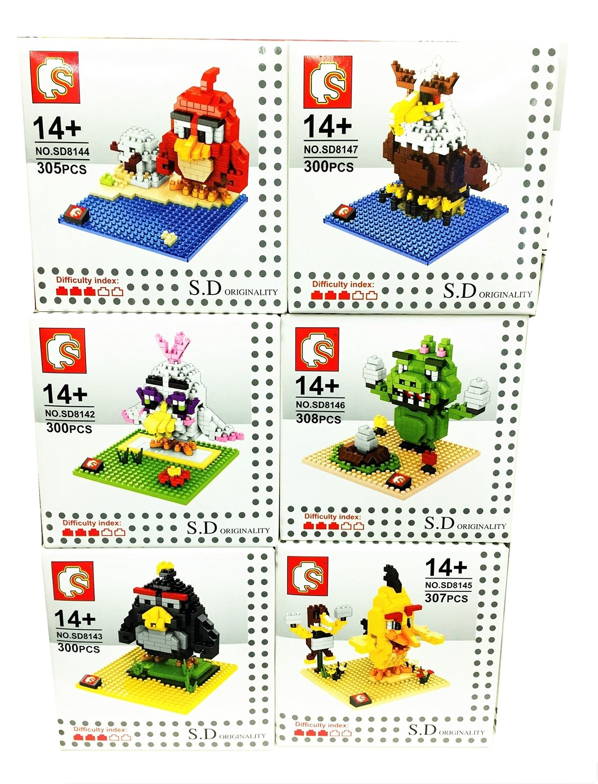 New Angry Birds Movie 2016 Party Supplies and similar items