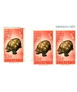 Sramps - Caibbean Postage  -Grenada (3 - 12 Cent Stamps) - $1.95