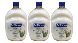 Softsoap Hand Soap Soothing Aloe Vera Moisturizing Hand Soap Refill 64 F... - $29.65