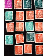 Stamps- Spanish Postage from Spain - (19 Stamps - Correos Espana) - $1.95