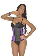 Ann Michell 2024 Purple Sport Girdle Deluxe 3 Hooks Size 42 2XL - $34.29