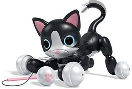 Zoomer Kitty Motion Pet Play Cats Kid Interactive Cat Girls Boys Unisex... - $210.19