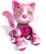 Play Cat Zoomer Meowzies Arista Interactive Kitten Motion Lights Sounds... - $72.93