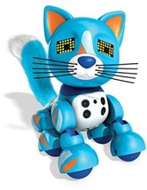 Zoomer Meowzies, Patches, Interactive Kitten With Lights, Sounds And Se... - $48.65