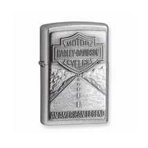 Zippo H-D American Legend Street Chrome Lighter - $49.50