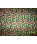 New Red Packed Apples and Baskets 100% cotton fabric by the 1/4 yard (Fall) - $2.48