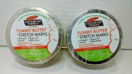 Palmer's Cocoa Butter Formula Tummy Butter 4.4oz LOT OF 2 - $14.20