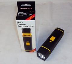 Emergency Flashlight w/Magnetic Mount, Pulse & Flashing Amber Lens ~ #JM... - $185,84 MXN