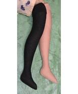 Boudoir Bed Flapper Smoker Doll New Stockings solid cloth legs etta blos... - $17.81