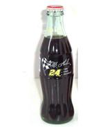 Jeff Gordon NASCAR # 24 Coke Coca Cola Bottle Vintage Winston Cup Champion - $39.95