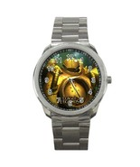 League of legends blitzcrank classic sport metal watch thumbtall