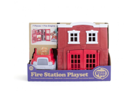 Green Toys Fire Station Playset - $49.99