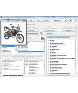 2008-2015 BMW G650GS / G 650 GS Sertão RepROM Service Repair Manual on a... - $12.00