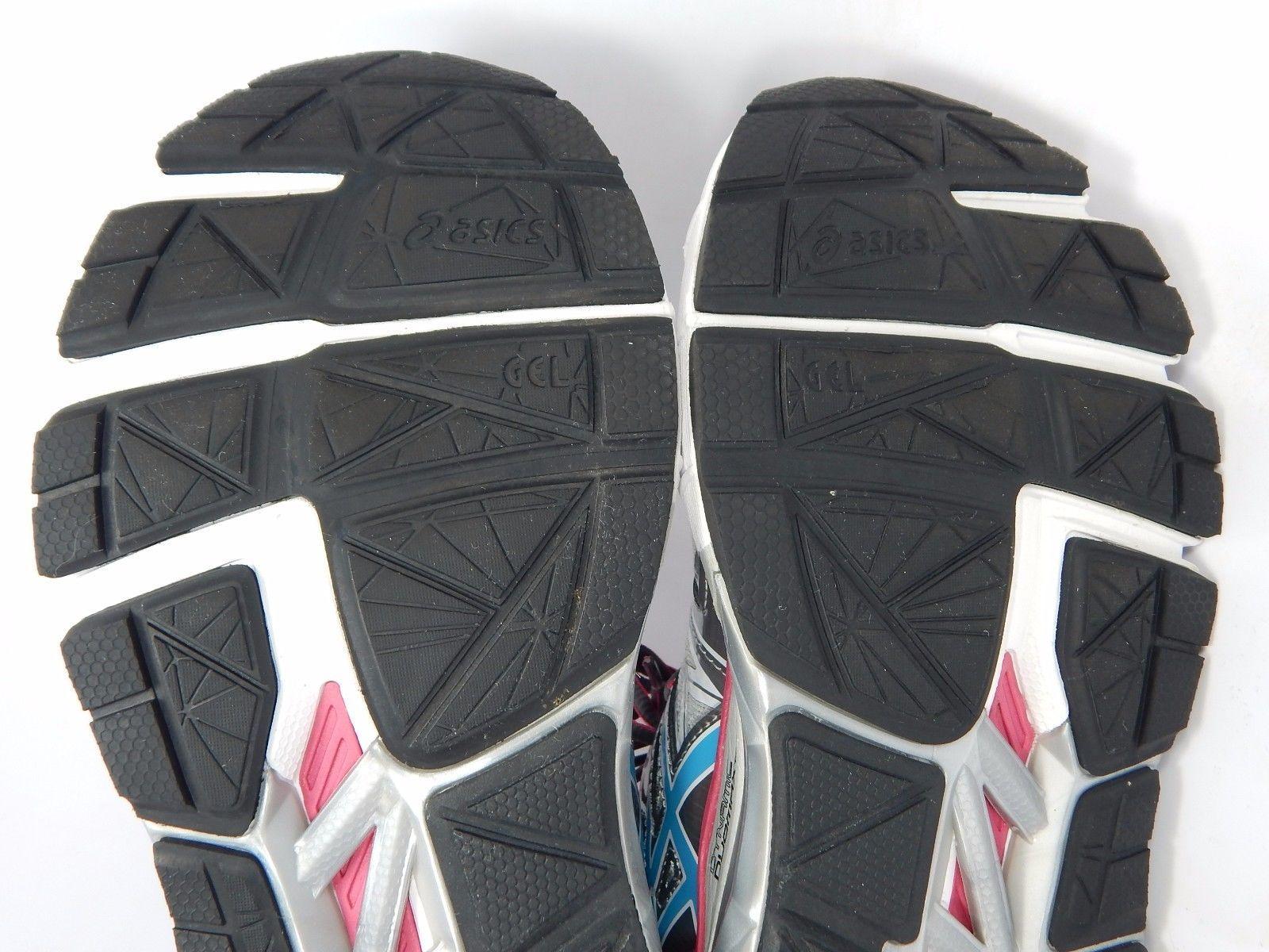 Asics Gel Fortify Women's Running Shoes Size US 7 M (B) EU 38 Silver T571N