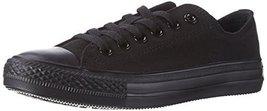 Converse The Chuck Taylor All Star Lo Sneaker (6 D(M), Monochrome Black) - $64.35
