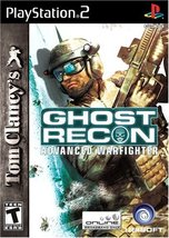 Tom Clancy's Ghost Recon:  Advanced Warfighter - PlayStation 2 [PlayStat... - $1.98