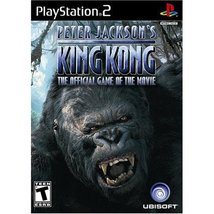 Peter Jackson's King Kong - PlayStation 2 [PlayStation2] - $0.99