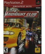 Midnight Club: Street Racing - PlayStation 2 [PlayStation2] - $0.25