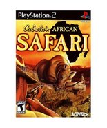 Cabelas African Safari - PlayStation 2 [PlayStation2] - $0.25