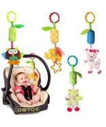 DUDU&DIDI® Playpen Baby Hanging Toys Stroller Rattles Plush Dolls Infant... - $6.58