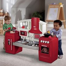 Food Gift Kitchen Play Kids Pretend Set Toy Cooking Toddler Children Upt... - $189.94
