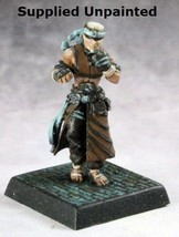 Brotherhood of the Seal Reaper Miniatures Pathfinder Monk Fighter Caster Melee - $6.92