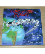 Cows of Our Planet: A Far Side Collection by Gary Larson (1992, Paperback) - $12.86