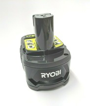 Set of 2 New Genuine RYOBI Lithium 18V 4AH Battery P197 - $87.12