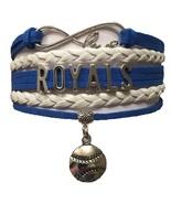 Kansas City Royals Baseball Fan Shop Infinity Bracelet Jewelry - $11.99
