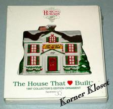 "Department 56 ""The House That Love Built"" Ronald McDonald House Ornament... - $9.70"