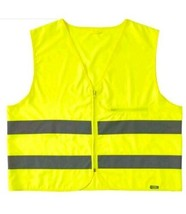 IKEA Reflective Vest, M Medium Neon Yellow,  Beskydda New Ref00 - £10.38 GBP