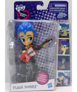 My Little Pony Flash Sentry mini doll Equestria Girls School Dance - $10.95