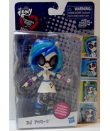 My Little Pony DJ Pon-3 Equestria Girls Minis School Dance - $10.95