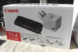 Genuine Canon FX4 Toner Cartridge sealed box - $28.70
