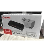 Genuine Canon FX4 Toner Cartridge sealed box - $28.70