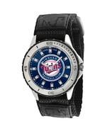 Minnesota Twins MLB Logo Men's Wrist Watch ADJ ... - $26.95