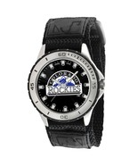 Colorado Rockies MLB Logo Men's Wrist Watch ADJ... - $26.95