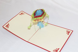 Giant Ferris Wheel, Birthday Card, Greeting Card, Christmas Card, 226 - $6.99